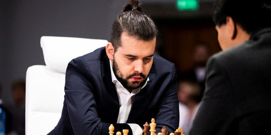 Не пропусти трансляции Гран-при ФИДЕ по шахматам на «Матч ТВ»