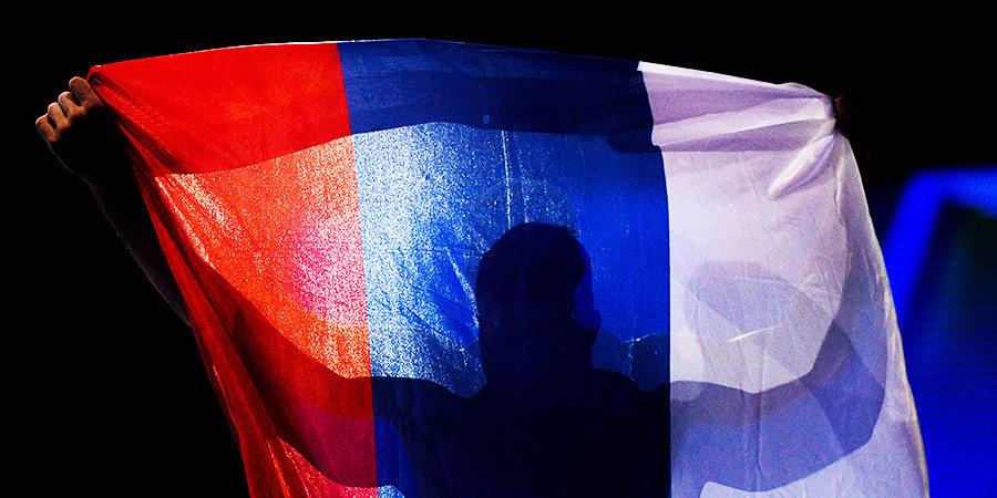 «Будем делать так, чтобы нас узнавали». Чепик — о выступлении российских спортсменов на международных соревнованиях без флага