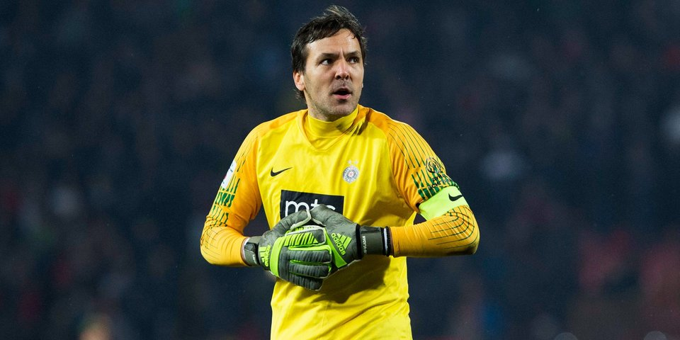 Владимир Стойкович: «В финале Кубка Сербии вся ответственность будет лежать на мне»