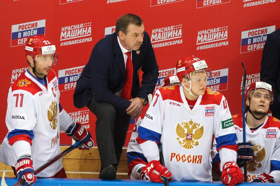 Вячеслав Быков: «Думаю, что опыт Знарка пойдет на пользу сборной»