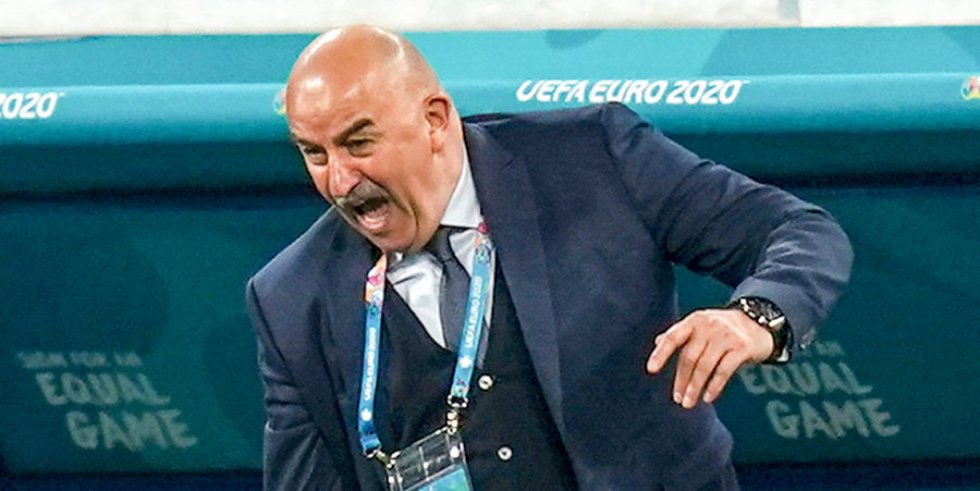 Россия пока самая бегущая сборная на Евро. Но радоваться нечему — команда Черчесова позволила Бельгии себя загонять