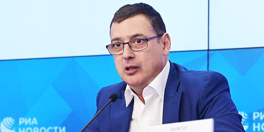 Ильгар Мамедов: «Егорян настроена серьезно и по-настоящему хочет снова вернуться в сборную России»
