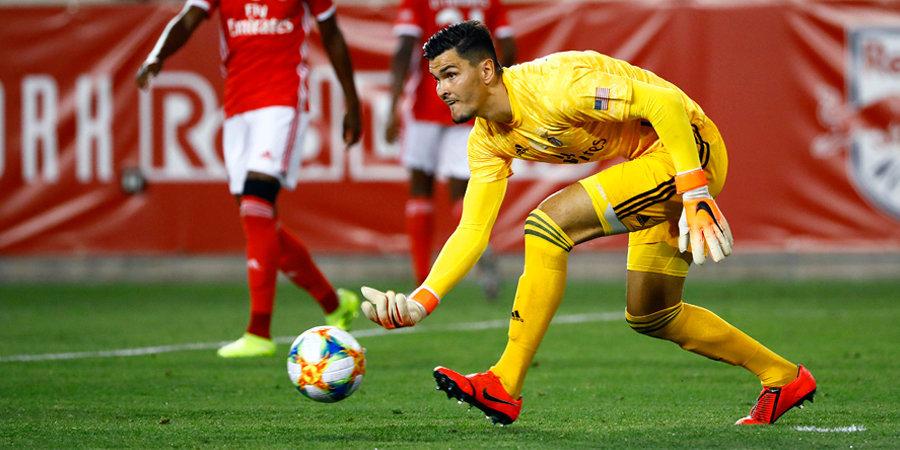 «Бенфика» продала российского вратаря в другой португальский клуб