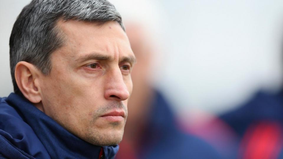 Дмитрий Хомуха — о жеребьевке элитного раунда Евро-2019: «Соперники по группе у нас очень сильные»
