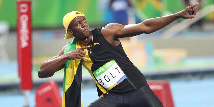 После его ухода миллионы перестали смотреть легкую атлетику. Усейну Болту сегодня 34