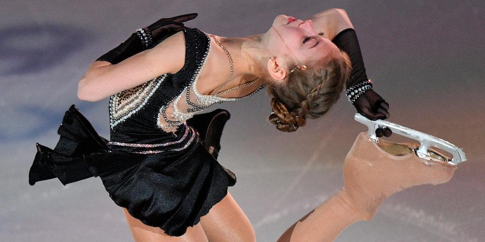 Трусова побила два мировых рекорда Загитовой на турнире в Братиславе