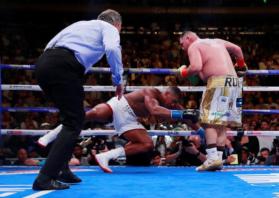 Глава WBC — о победе Руиса над Джошуа: «Такие победы возвращают величие боксу»