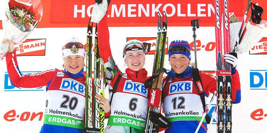 Топ-результаты наших, великая Нойнер и вечный Бьорндален. Вспоминаем, как заканчивался первый биатлонный сезон 2010-х