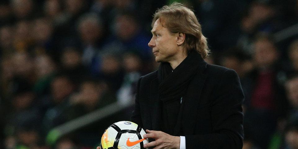 Валерий Карпин: «Два очка за четыре матча – это мало»