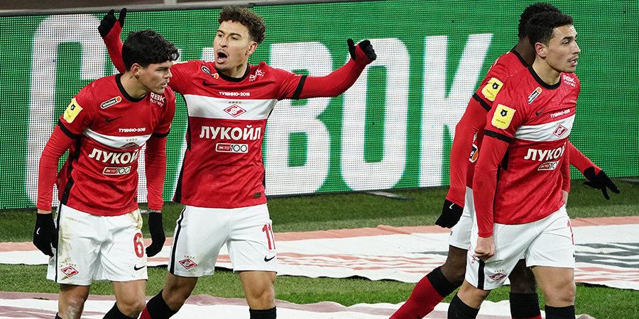 Кокорин не попал в заявку «Спартака» на матч с «Сочи»