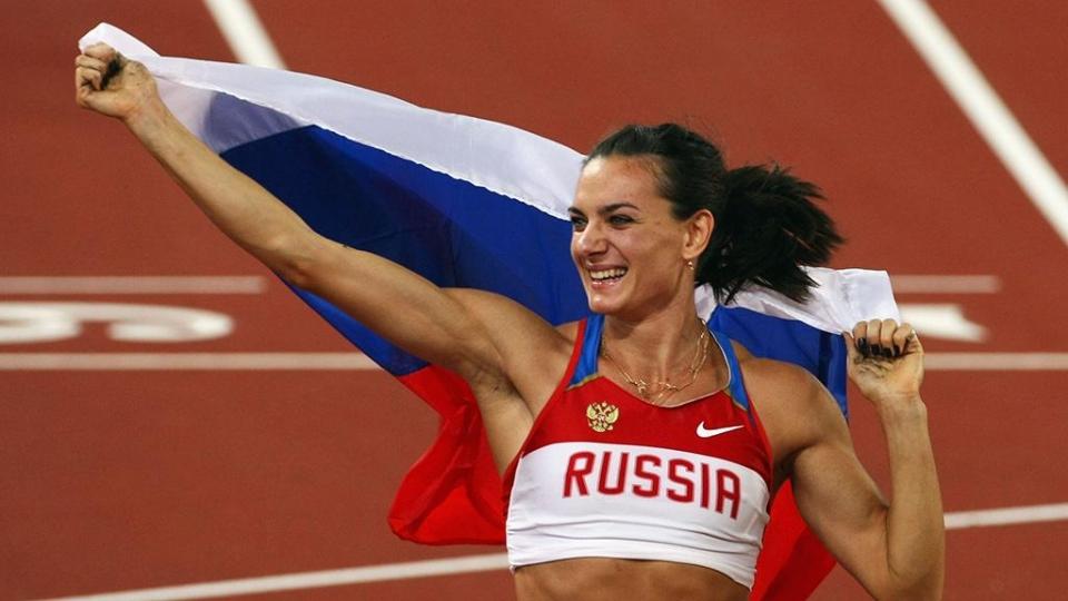 Елена Исинбаева: «Теперь я спокойна и уверена, что Сидорова не отдаст лидерство в мировых прыжках с шестом»