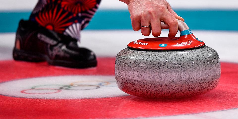 Российские керлингисты не попали в плей-офф чемпионата мира