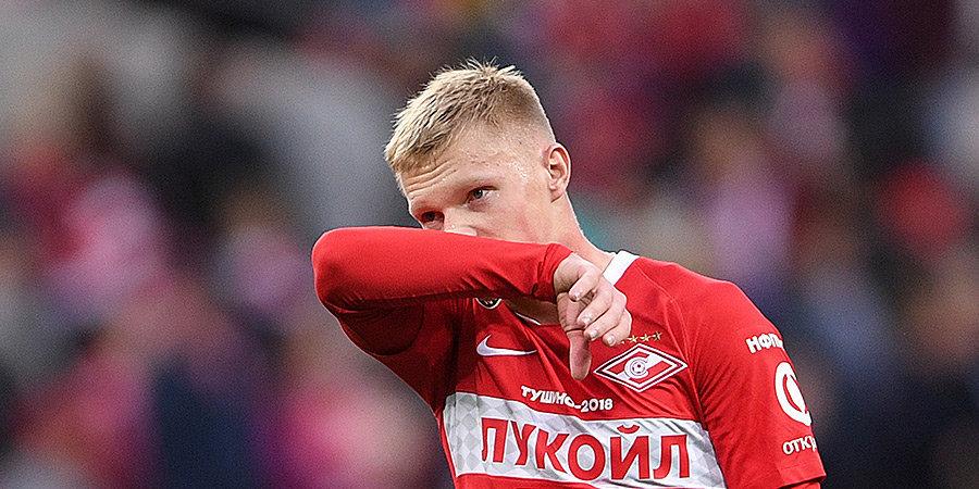 Николай Рассказов: «Витория сказал, чтобы мы не отчаивались. Надо забыть этот матч»
