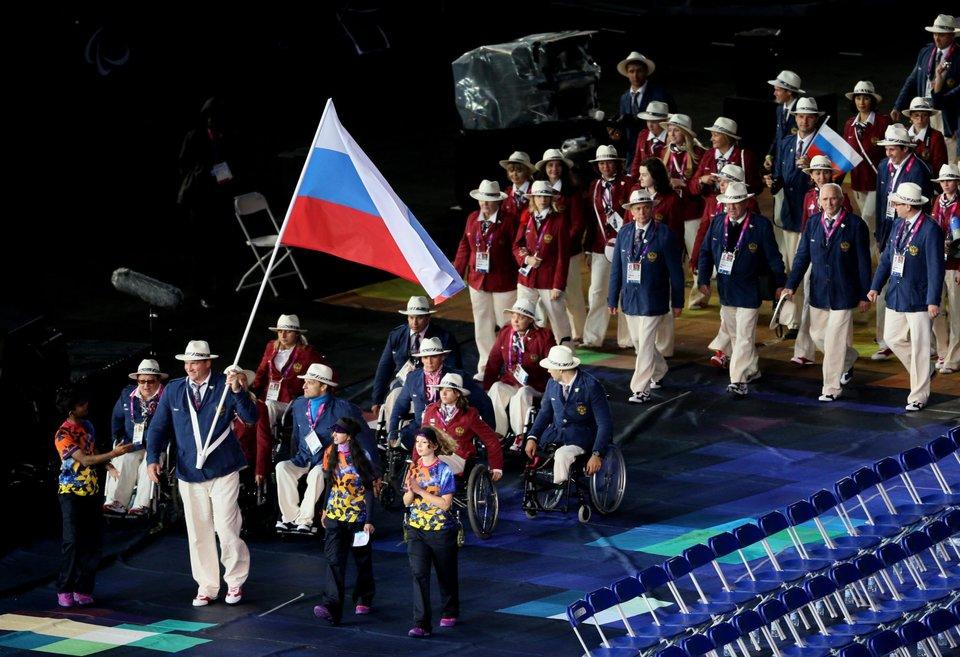 Рио-2016. Рябинский заявил, что для российских паралимпийцев все кончено, так как решение CAS было политическим