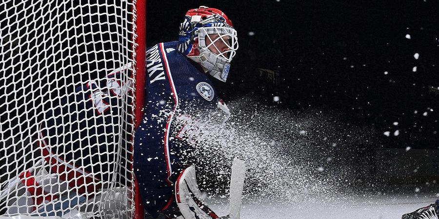 Бобровский остановил «Бостон», Дацюка ждут в НХЛ. Топ-5 дня Кубка Стэнли