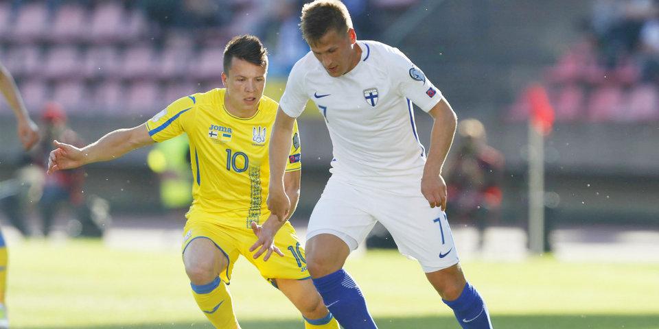 Украина отходит после поражения от Мальты и побеждает Финляндию: все голы