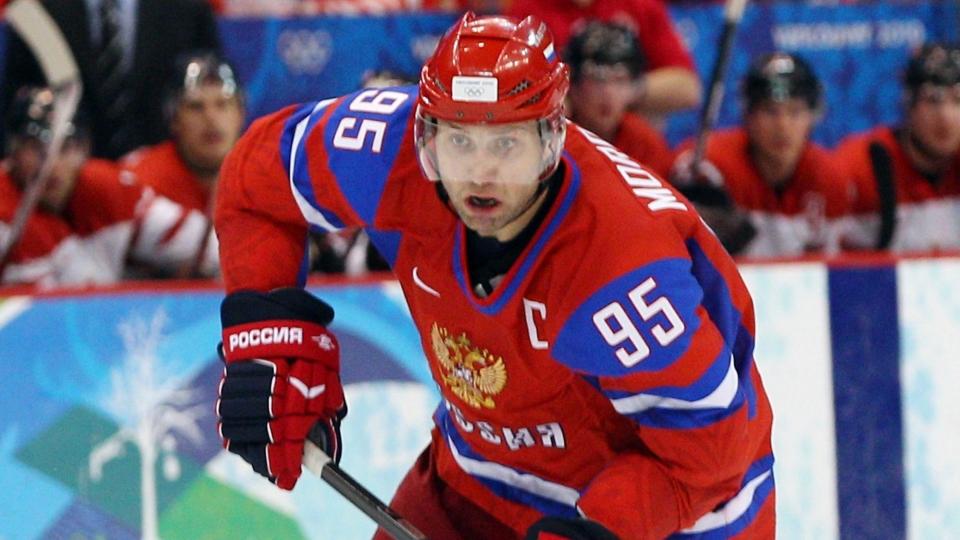 Легенды сборной России сыграли вничью со сборной мира в гала-матче звезд хоккея
