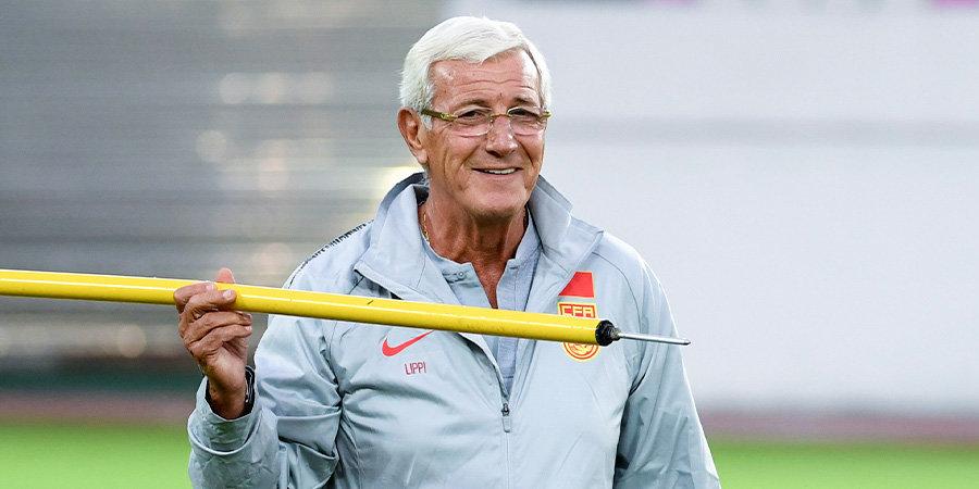 Победитель ЧМ-2006 Липпи объявил о завершении карьеры тренера
