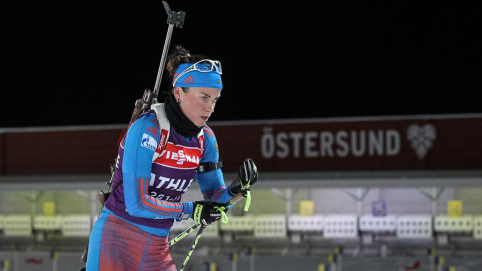 Россиянки — в двух минутах позади лучшей сборной в эстафете