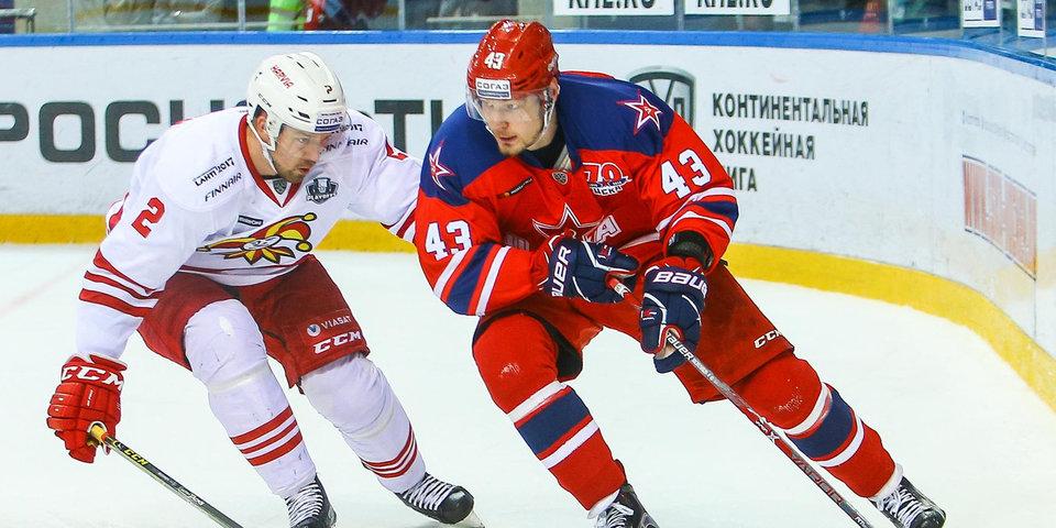 Ничушкин может вернуться в НХЛ