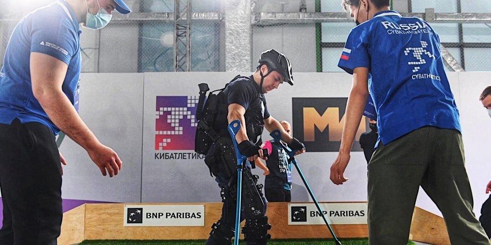 Кибатлеты из России завоевали серебро и бронзу на чемпионате мира Cybathlon 2020