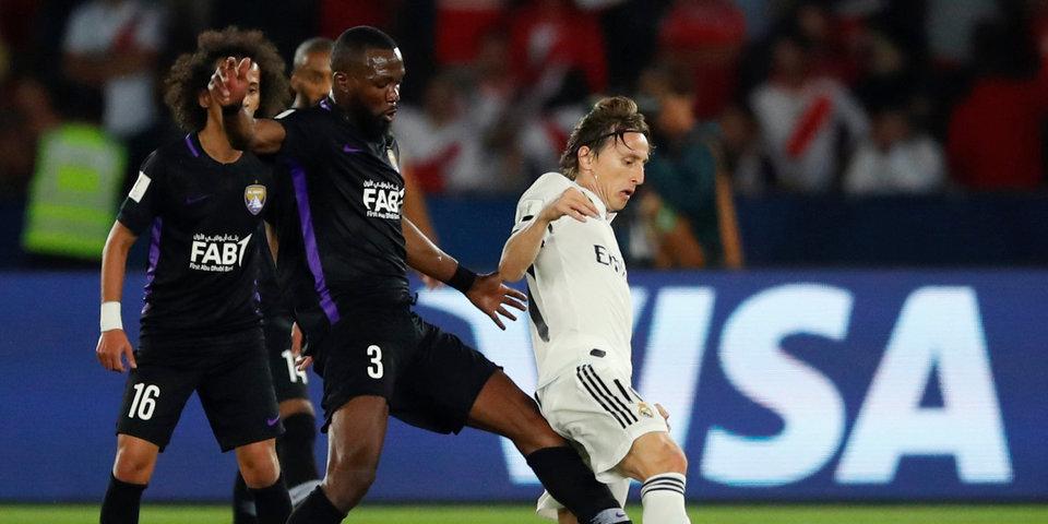 «Реал» в рекордный 4-й раз выиграл клубный чемпионат мира