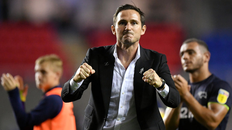 СМИ: Лэмпард может заменить Сарри на посту главного тренера «Челси»