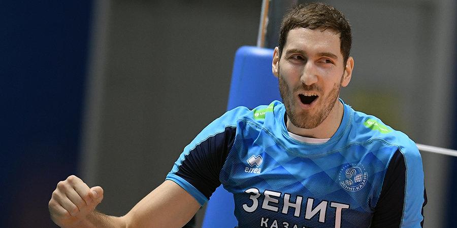 Казанский «Зенит» и «Локомотив» стартовали с победы в новом сезоне Суперлиги
