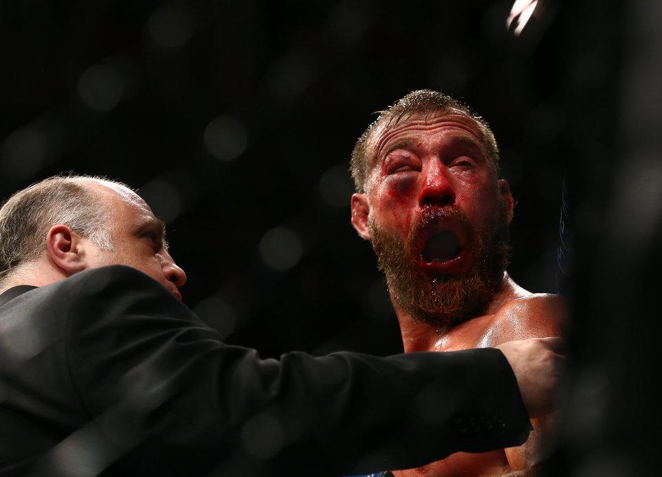 Президент UFC заявил, что поражение Серроне в следующем бою приведет к увольнению бойца из промоушена