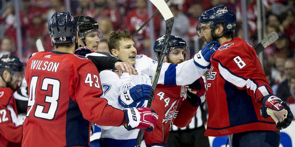 Кучеров с друзьями, Овечкин с оруженосцами и еще пять лучших звеньев НХЛ