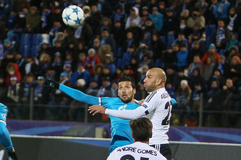 Футболист «Валенсии» согласился перейти в «Зенит»