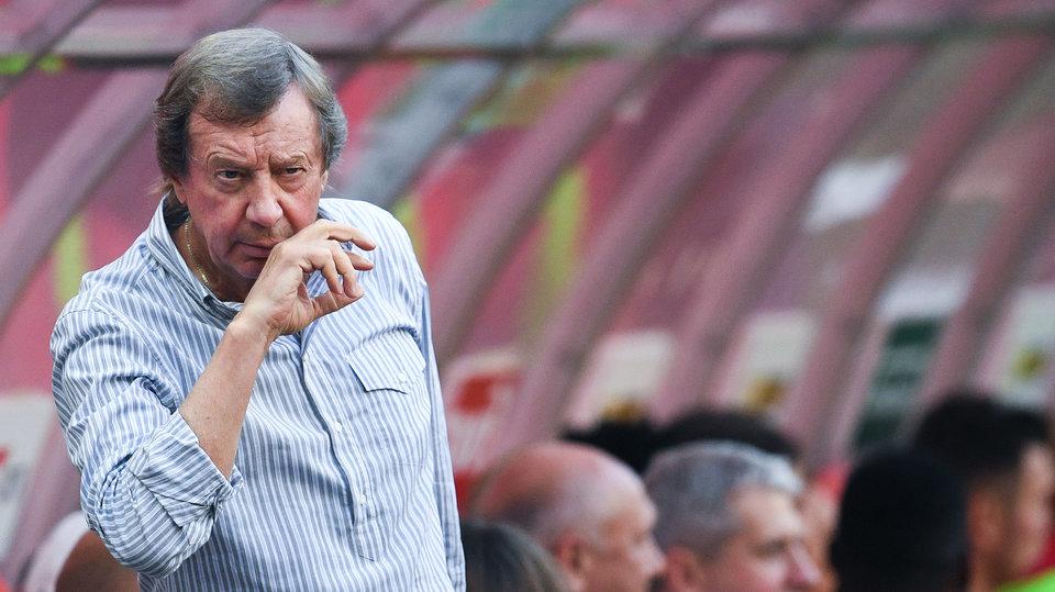 «Локомотив» проиграл «Оренбургу» в первом матче Смолова