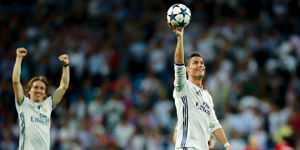 «Реал» — «Бавария» — 4:2. Матч, в котором было все