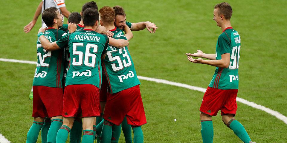22 футболиста «Локомотива» прибыли в Данию