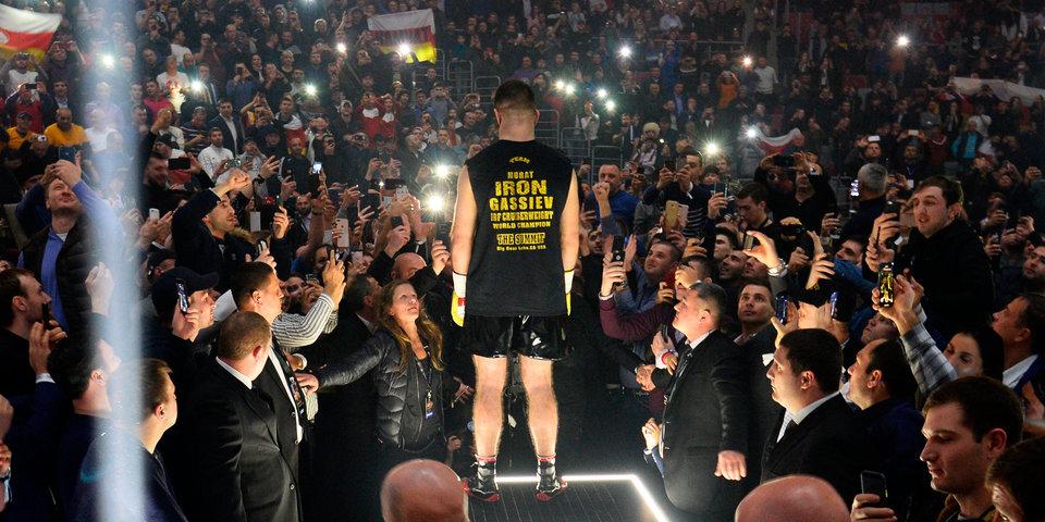 Мурат Гассиев – про возвращение пояса Дортикосу, бой с Лебедевым и чемпиона UFC