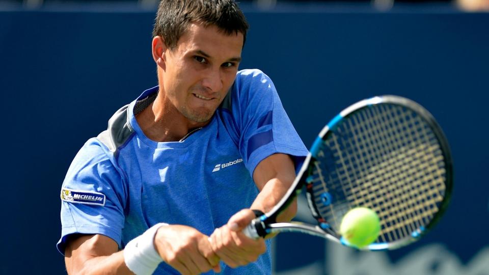 Донской поднялся на 40 мест в Чемпионской гонке ATP