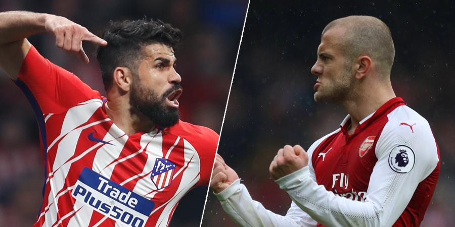 «Арсенал» — «Атлетико». Насколько хорошо ты знаешь фаворитов Лиги Европы?
