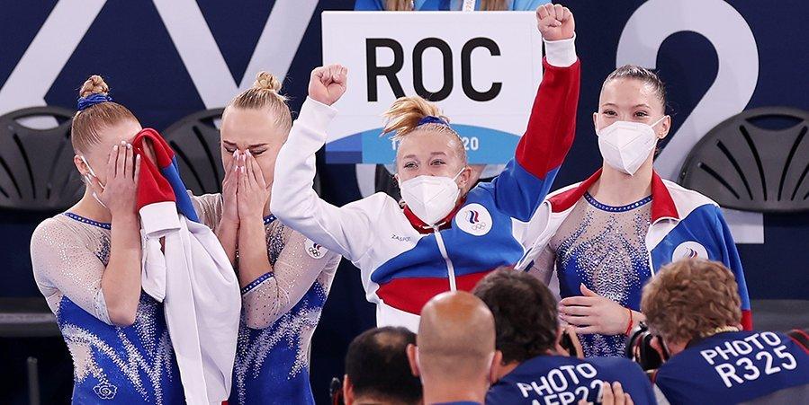 Историческая победа Рылова и два золота за 10 минут в гимнастике и тхэквондо! Итоги вторника на Олимпиаде в Токио