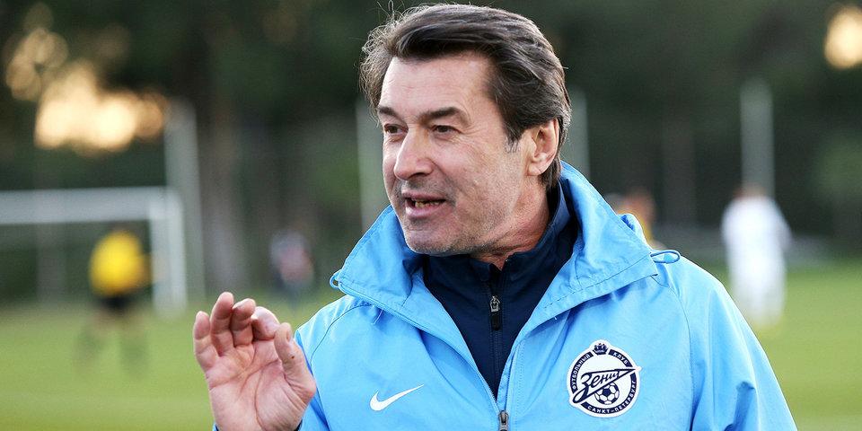 Анатолий Давыдов: «По тысяче раз повторяю игрокам «Зенита-2»: молодость – это ваше преимущество»