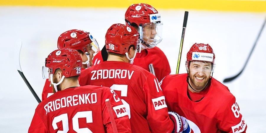 «Канада – не «мертвая» сборная! Настраиваемся в четвертьфинале на войну». Россияне ждут встречи с «кленовыми» с особым настроем