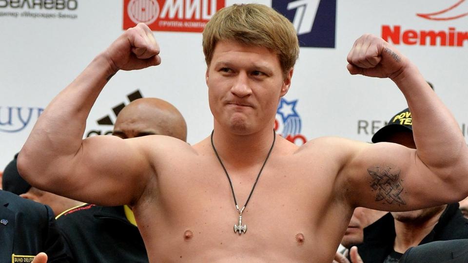Поветкин проведет бой против Руденко 1 июля