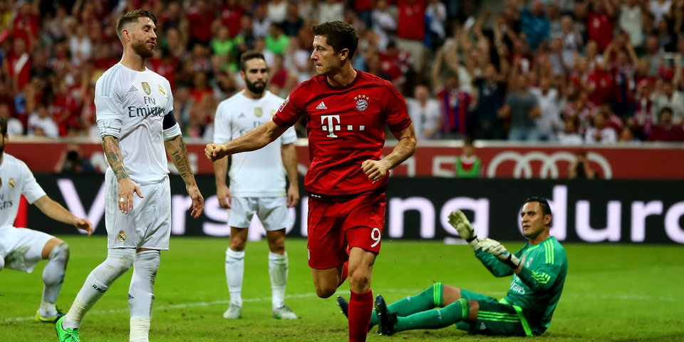 «Бавария» – «Реал», «Андерлехт» – «МЮ» – в четвертьфиналах еврокубков