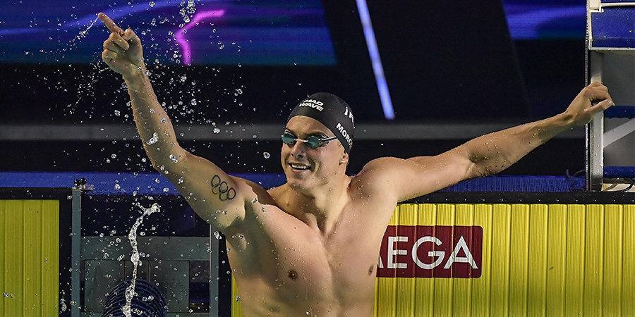 Сборная России выиграла медальный зачет ЧЕ по плаванию на короткой воде