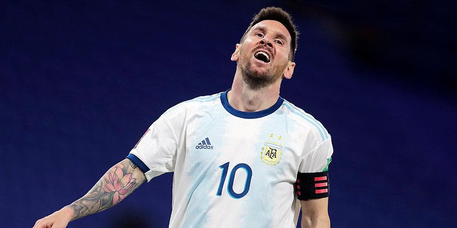 Бразилия лидирует в отборе ЧМ-2022 после трех туров: Уругвай разнес Колумбию, Аргентина потеряла первые очки (видео)