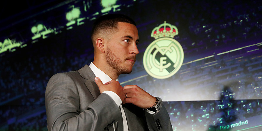 Азар рассказал, подпишет ли «Реал» Мбаппе и Погба этим летом