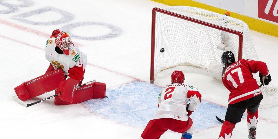 Канада полностью разобрала тактический план Ларионова. Аскаров провел худший матч за сборную России
