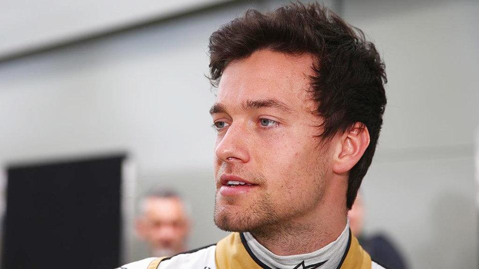 Палмер вернулся в паддок «Формулы-1»