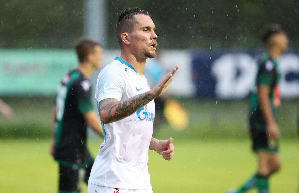 Гендиректор «Зенита»: «Заболотный получил хорошее предложение от одного клуба, но дал понять, что пока принять его не готов»