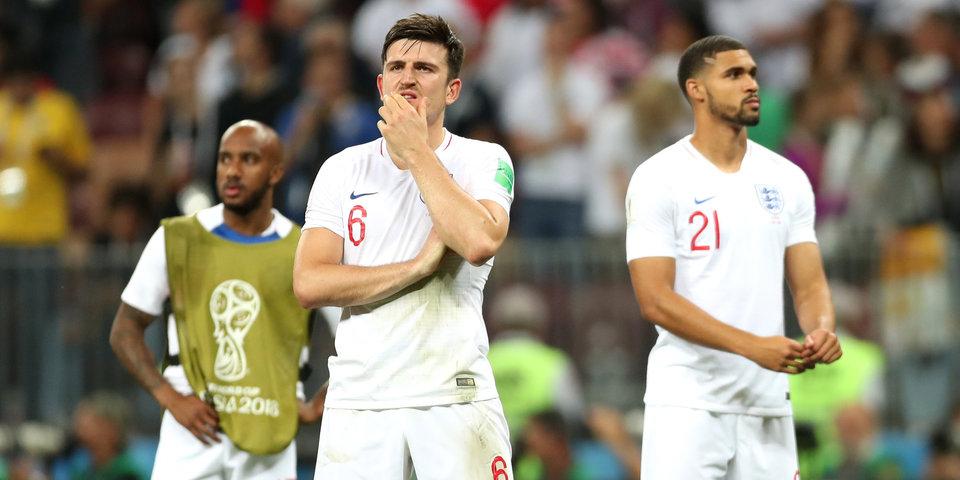 Англия сама лишила себя финала. И вот почему