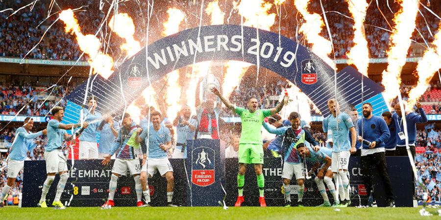«Сити» повторил рекорд 1903 года в финале Кубка Англии и оформил уникальный требл. Это нужно видеть